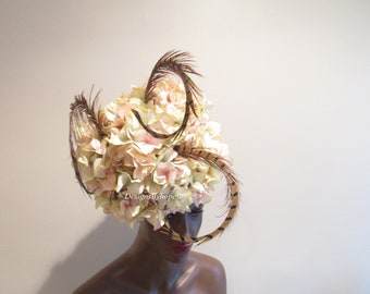 Millinery                 Fascinator     Avant Garde    High Fashion      ~Designs By HOPE       Hat