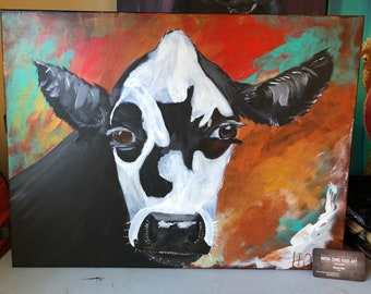 Mad Cow - has been sold but can do another - message for details/size etc