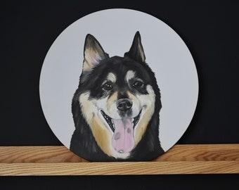 CUSTOM pet portrait, pet portrait custom painting, custom dog portrait painting, custom pet painting, custom pet portrait painting