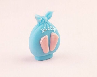 It's a Boy silicone mould