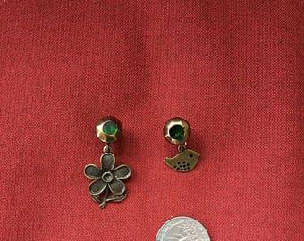 Springtime earrings! SHIPS IMMEDIATELY from USA!