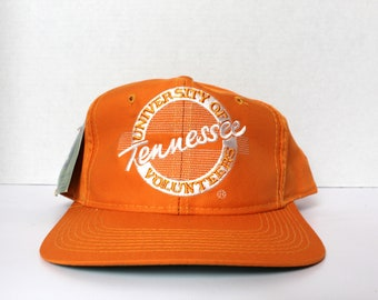 Vintage University of Tennessee Volunteers Snapback Cap