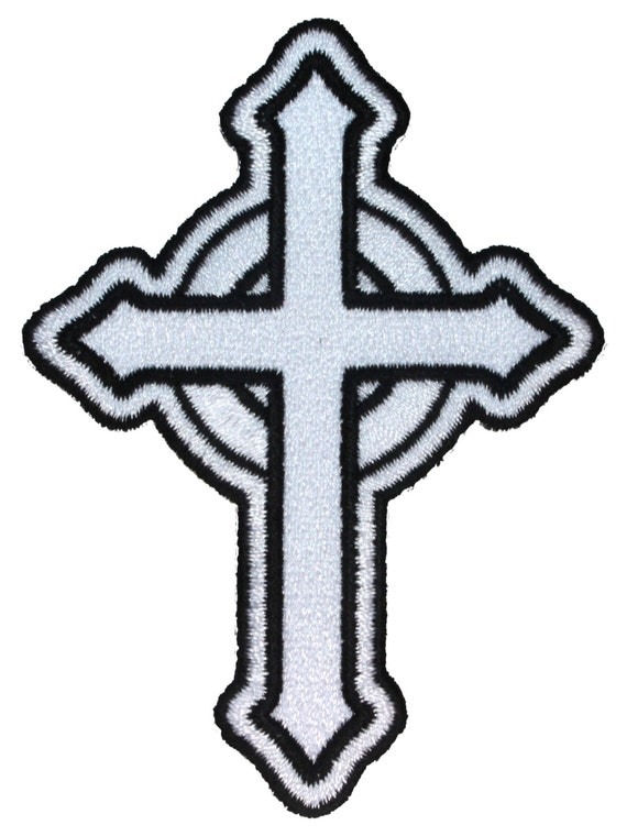 Celtic Cross Christian Faith Holy Symbol Irish Design