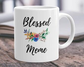 Meme mug
