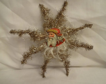 Victorian Wire Christmas Ornament