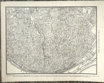 Saint louis city map | Etsy