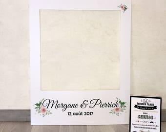 Framework Photobooth Polaroid XL (80x105cm)