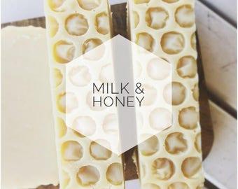 Oatmeal, Milk & Honey Handmade Soap