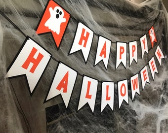 Happy Halloween Banner