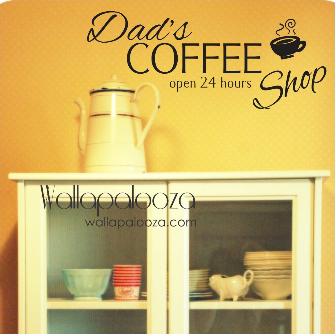 Cool Coffee Shop Wall Decor Gallery - The Wall Art Decorations ...