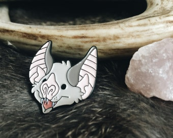 Bat Baby Enamel Pin