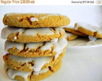 MÉGA vente les biscuits mélasse Iced ultime - celles du milieu - deux douzaines (24 cookies)