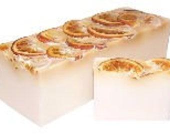 Slice Of Sunshine  Handmade Soap Lemon and Cedarwood