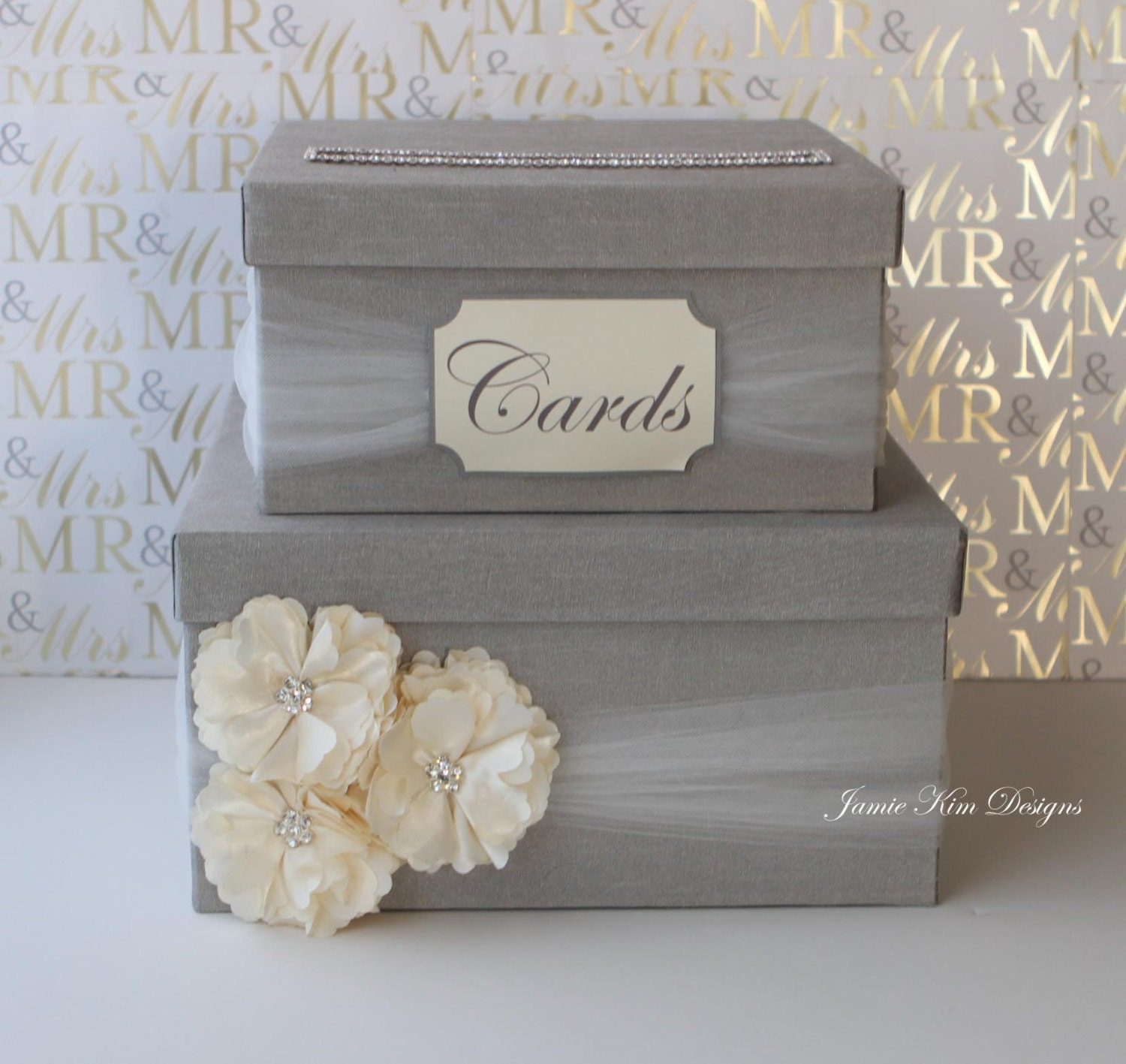 Card Boxes Wedding Gift Idea: Wedding Card Box Money Box Custom Card Box Custom Made To