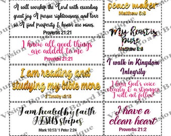 Printable vision board quote cut outs wall art quote vision board quote cut outs quote printable sheets wall art quote positive affirmations scriptures god christian maxwellsz