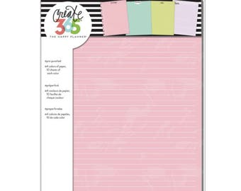 Create 365 The Big Happy Planner Colored Refills, Happy Planner Accessories, Happy Planner Extentions, Happy Planner