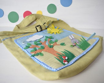 Travel, toys busy bag for infants, toddlers and kids