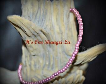 Bracelets ~ Lil Princess  Sassy Pink  Bracelet