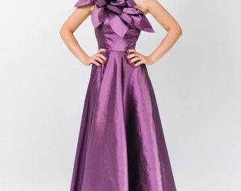 Izaura long Dress