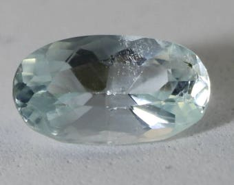 Natural Aquamarine 3.25ct Great for Treating Sinus Conditions