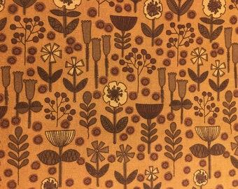 180489 Brown flowers