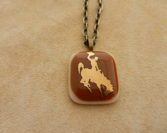Longer Cowboy Chain Necklace in Two-Tone