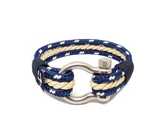products unisex rope the flow status vintage bracelet product anchor image