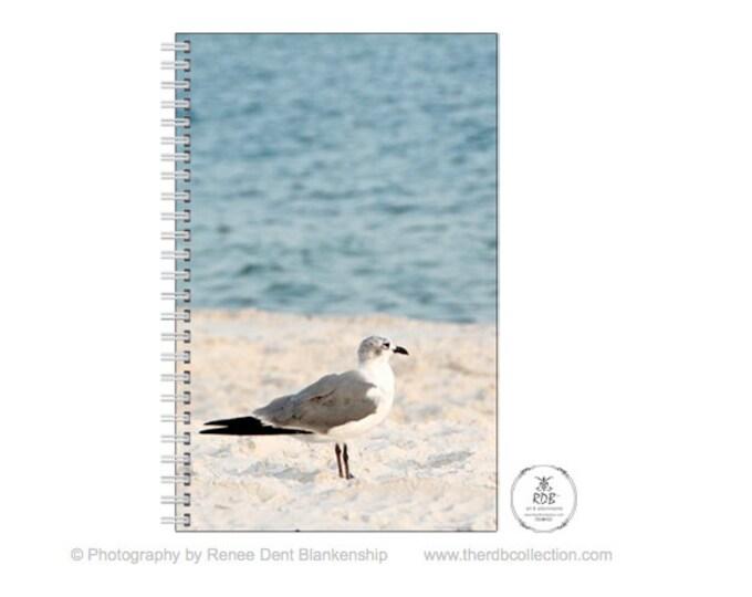 Seagull Journal - Beach Notebook