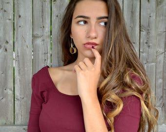 Melina Earrings