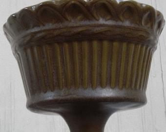 Small Vintage Ceramic Urn Planter!