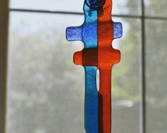 Glass Home Decor Suncatcher Design Gift free shipping