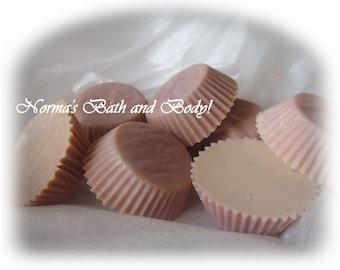 reeses candy soaps/ health and beauty/ soaps/ candy soap/ dessert soap/ kids soap/ bath soap/ soap/ soap favors/ set 8