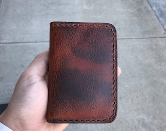 The Lincoln - Autumn Harvest Leather