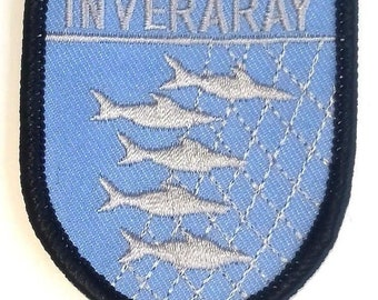 Inveraray Embroidered Patch