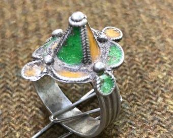 Old Berber Moroccan ring
