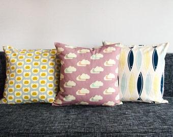 Playful, Modern Scandinavian Cushion Covers / Pillow Cases