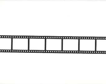 Quickutz Filmstrip Border Die Cuts - Bazzill