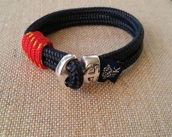 Pulsera Náutica - Nautical Bracelet - pulsera náutica - pulseras nudo-pulsera ancla - pulseras hombre