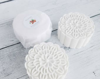 Almond Bath Bombs | Lush Bath Bomb | Floral bath bombs | Bath Fizzies | Best Bath Bombs | Birthday Gift | Gifts for Her