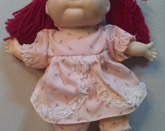 Vintage 1980's Beatoy Red Haired Freckled Doll