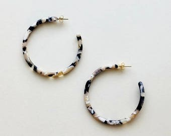 Large Hoops in Abalone