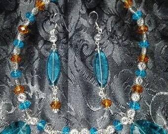 One of a kind jewelry set by Ewekneek Enterprises