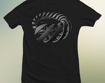 Escher T-Shirt Tubemode