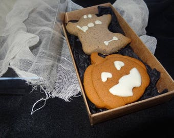 Halloween Trick or Treats - grain free biscuits for your dog