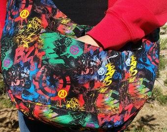 Marvel Avengers Crossbody Bag