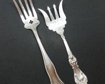 Sterling Silver Forks Lot