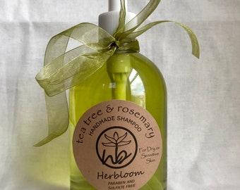 Anti-hair loss Shampoo (sulfate free)