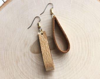 Weechee Essential Oil Diffuser Earrings