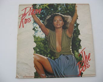 Diana Ross - The Boss - Circa 1979