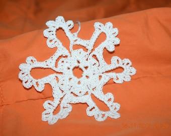 Crazy snow Snowflake